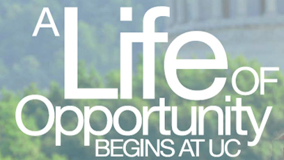 A Life of Opportunity Begins at UC